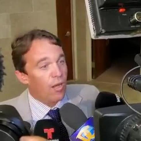 Habla la fiscalía luego de la lectura de acusación contra Jensen Medina