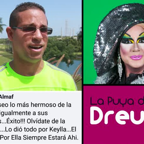 Reacciones encontradas con la noticia del viudo de Keylla Hernández