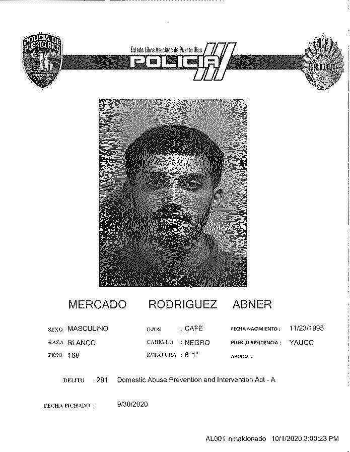 Abner Mercado Rodríguez