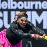 Serena Williams abandona torneo previo al Abierto de Australia
