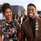 Chadwick Boseman se casó en secreto con su novia meses antes de morir