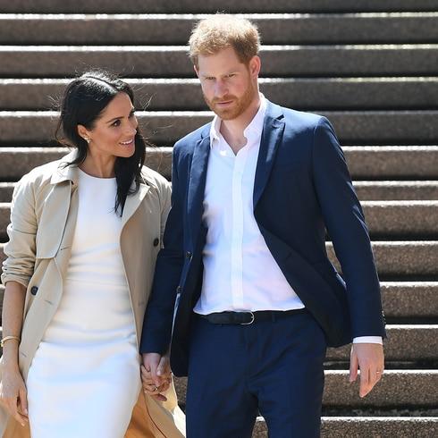 Coronavirus: lo que se sabe del príncipe Harry y Meghan Markle