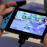 Caen las acciones de Nintendo tras presentación del Switch