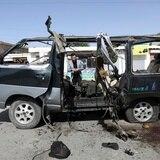 Cuatro muertos al explotar coche bomba en Kabul
