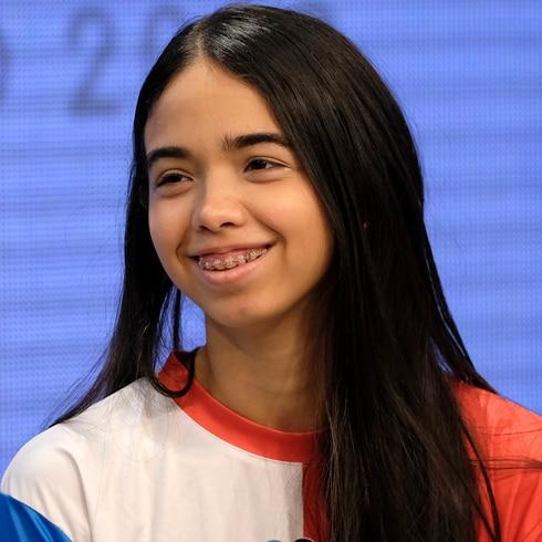 """Melanie Díaz apuesta a llegar a las Olimpiadas: """"Vamos a nosotras"""""""