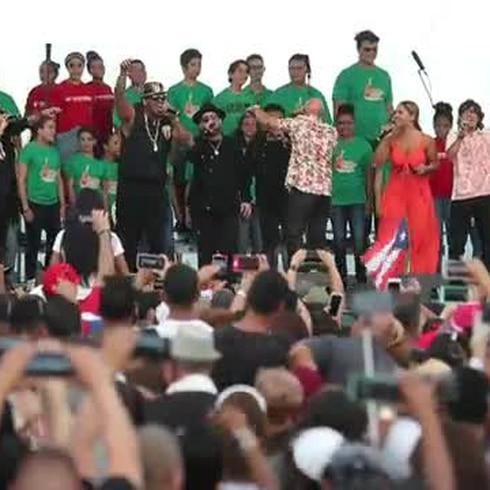 Se unen por Puerto Rico