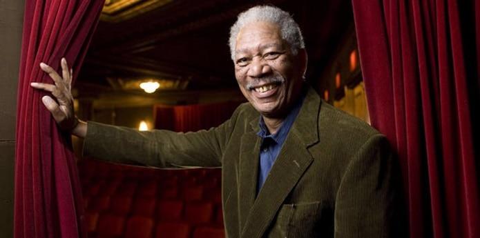 Morgan Freeman. (Archivo)