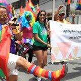 Amplia seguridad en marcha de Orgullo LGBTT