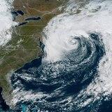 Nace la tormenta subtropical Melissa en la costa este de Estados Unidos