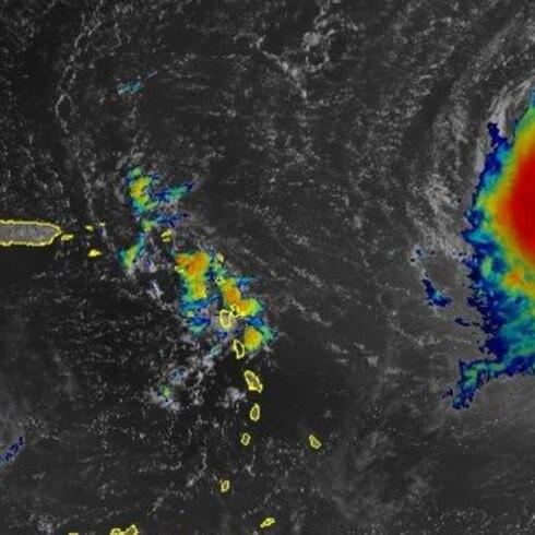 La hora del tiempo: llegan los remanentes de René a Puerto Rico hoy