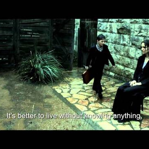 A Tale Of Love And Darkness - Trailer