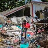 Terremoto en Haití: aumentan a 1,297 los muertos y 2,800 los heridos
