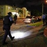Masacre en residencial de San Juan
