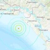Terremoto de 6.5 azota a Nicaragua