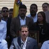 """Guaidó pedirá decretar """"emergencia"""" por el apagón de casi 70 horas"""