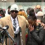 Claman justicia las familias de George Floyd y Daunte Wright