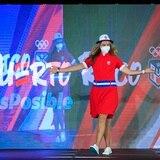 Presentan el uniforme de la delegación olímpica de Puerto Rico