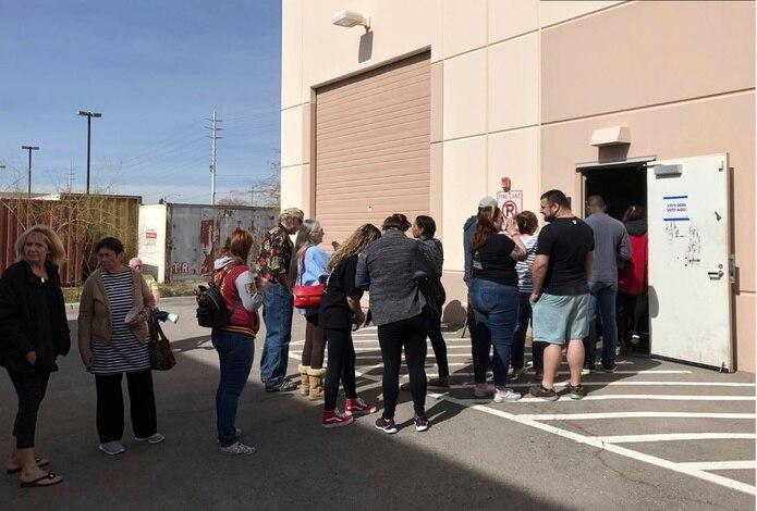 Los votos con boletas de papel se sumarán a los que se efectúen en persona en las casi 2,000 asambleas a realizarse el 22 de febrero en todo el estado.
