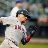 Doble de Christian Vázquez le da la victoria a los Red Sox sobre los Mets de Jacob deGrom