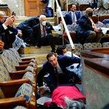 Cámara federal aprueba $1,900 millones para mejorar la seguridad en el Capitolio
