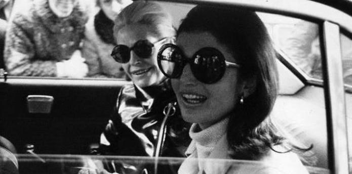 Jackie Kennedy lució ese estilo. (Archivo)
