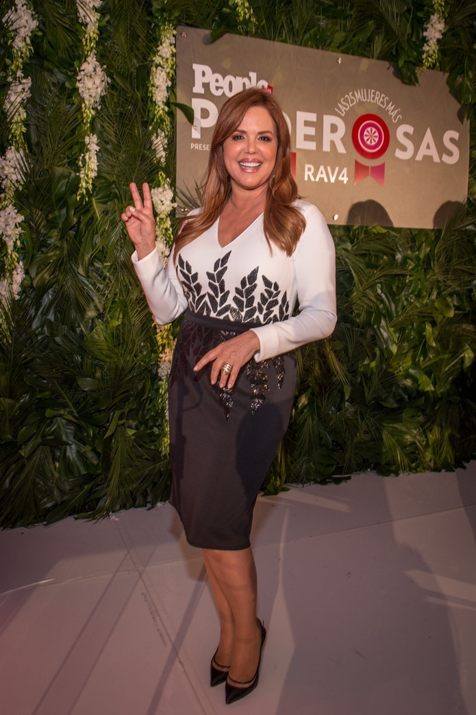 María Celeste Arrarás.