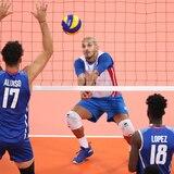 La Selección de Voleibol masculino está en aprietos para clasificar al próximo Mundial