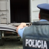 Roban herramientas de vagón usado como almacén en Cataño