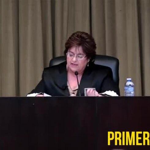 Liana Fiol Matta jura como presidenta del Supremo