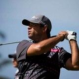 Golfista boricua Rafael Campos está en posición para clasificar a los Juegos Olímpicos