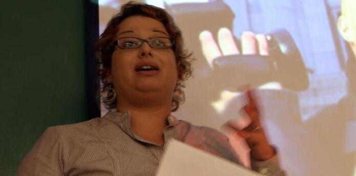 La directora ejecutiva del CPI, Carla Minet Santos Santiago. (Archivo)