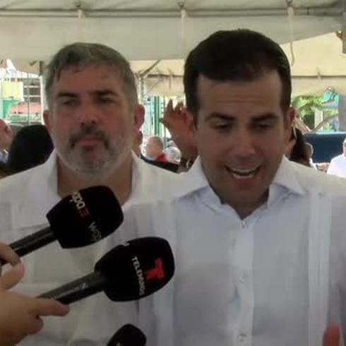 Gobernador se expresa sobre la reforma contributiva