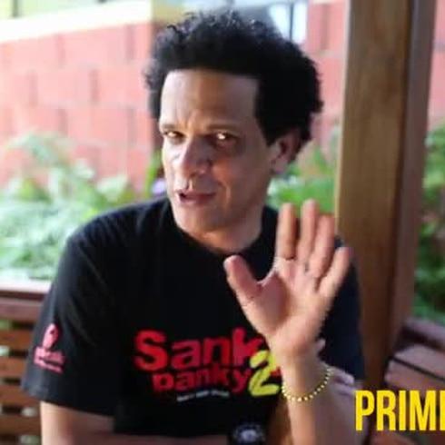 Cuentan chistes los actores de Sanky Panky2