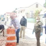 Realizan pruebas de coronavirus a 22 familias damnificadas por temblor