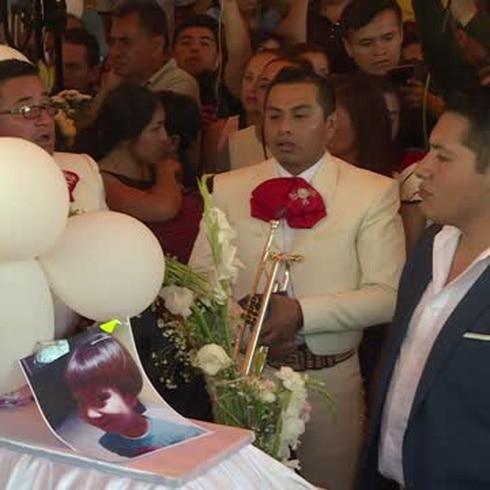 Autoridades mexicanas identifican a sospechosos de asesinato de niña de 7 años