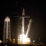 SpaceX pone en órbita a cuatro astronautas con cohete reciclado