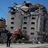 Llega a Egipto una delegación para tratar la reconstrucción de Gaza