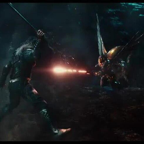 "Lanzan primer tráiler de ""Justice League"""