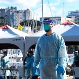 Australia confirma primer caso de la variante sudafricana de coronavirus