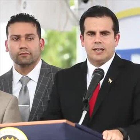 Rosselló explica cómo pagará la deuda de Puerto Rico