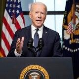 Biden defiende la retirada militar de Afganistán, tras 20 años en ese país