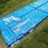 Riesgoso consumir el agua embotellada que yace al aire libre en Ceiba