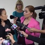 Hermanas de la empresaria asesinada reaccionan al testimonio de su sobrina