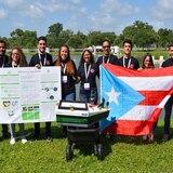 Premian a estudiantes del RUM en competencia internacional