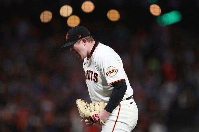 Logan Webb, de los Giants de San Francisco, abrirá por San Francisco en el juego decisivo del jueves.