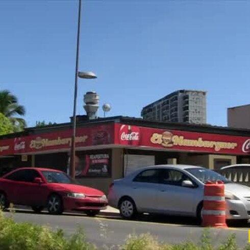 El Hamburger volvió a recibir a sus fieles clientes