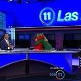 """El gran abrazo entre Celimar Adames y Deborah Martorell al terminar """"Las Noticias"""""""