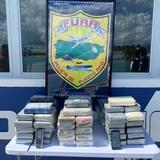 Ocupan cargamento de cocaína en costa de Barceloneta