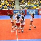 Voleibol femenino presenta un protocolo de seguridad