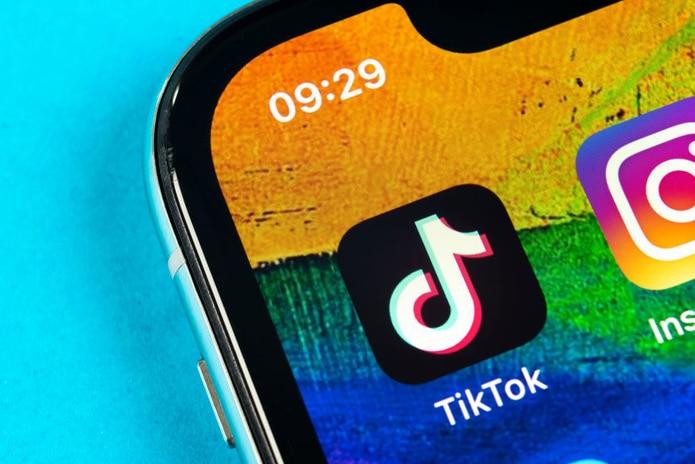 La OMS abrió una cuenta en la red social TikTok. (Shutterstock)